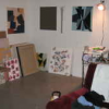 art wotk studio $500/300 sq ft * month to month* utilities included